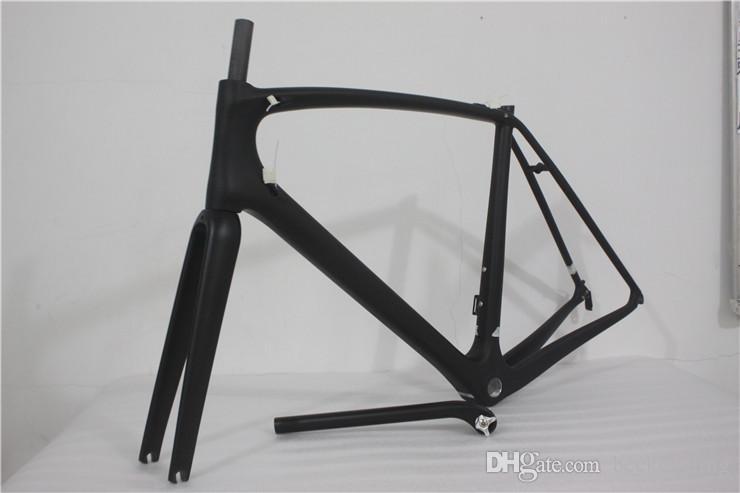 2017 Size 52cm All Black Bike Frames Ud Carbon Road Bike Frame
