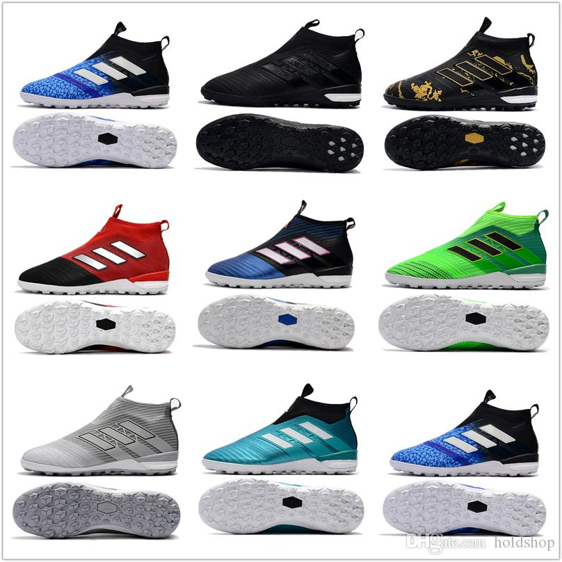 2018 Adidas ACE 17+ PureControl FG Dragon Soccer Shoes 17.1 Outdoor  Football Shoes ACE Tango 17+ Purecontrol TF IN Soccer Football Cleats  Football Shoes ...