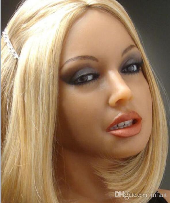 muñeca del sexo oral, 100% Silicon Real Sex Japanese Candy Doll Juguete del sexo del sexo Love Doll, muñeca del pelo