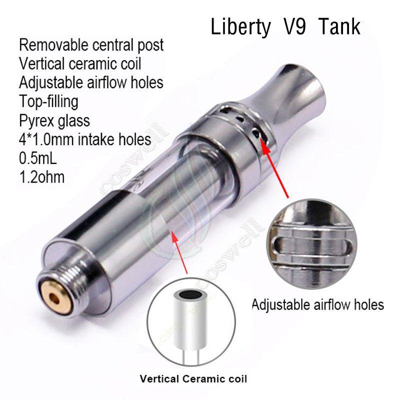 Original Itsuwa Amigo Liberty X5 V1 V5 V7 V9 V10 V12 V14 V16 T6S T6P T6C T6-S T6-P T6-C X6 Thanos TCore Tank Cartridges 510 Carts Atomizers