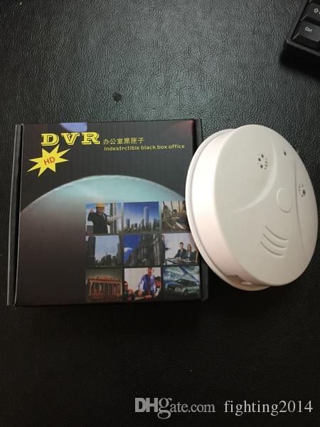1080P WiFi mini telecamera IP Rilevatore di fumo Full HD Monitor remoto P2P CCTV Camera Danny Cam Casa Surveillanza Surveillanza della casa Mini DVR