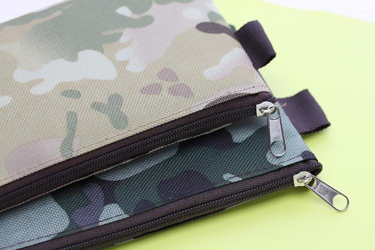 Pencil Cases Bags Camouflage Pen Holders Children's Day Gift School Supplies for Kids Coins Purse Fashion Hot Sale