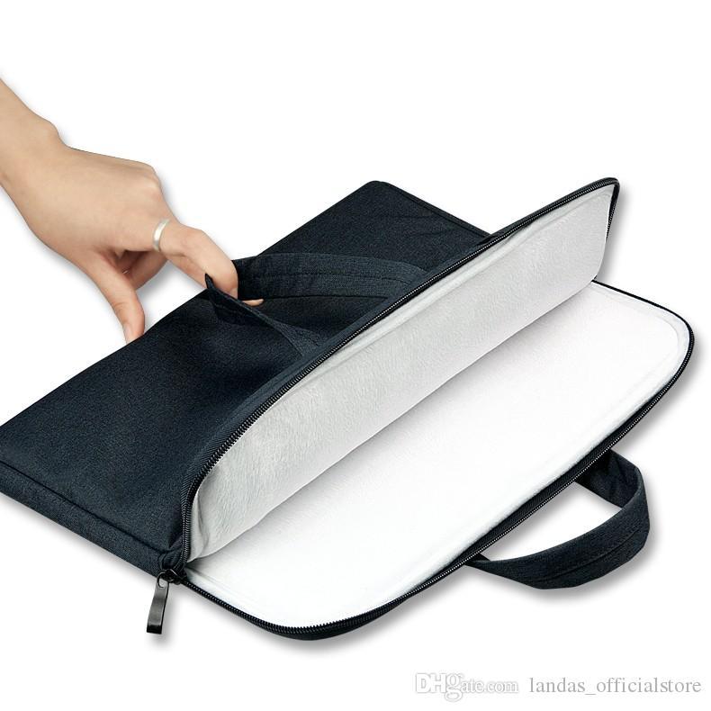 حقيبة كمبيوتر محمول حقيبة القضية لحالة ماك بوك اير 11 13 بوصة Pro Retina 12 13 15 AKR Suitings حرية الملاحة