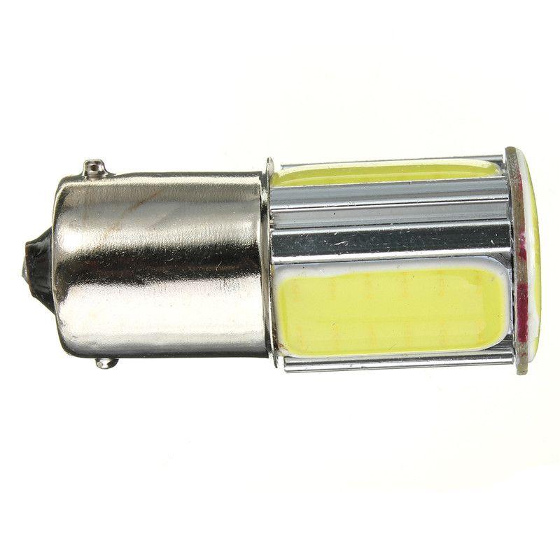 Car Light COB LED Bulb 1156 BA15S P21W Auto Car Brake Lamp Parking Stop Tail Turn Signal Light Bulbs
