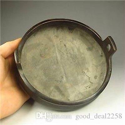 Bruciatore di incenso in bronzo cinese con la dinastia Ming XuanDe Mark
