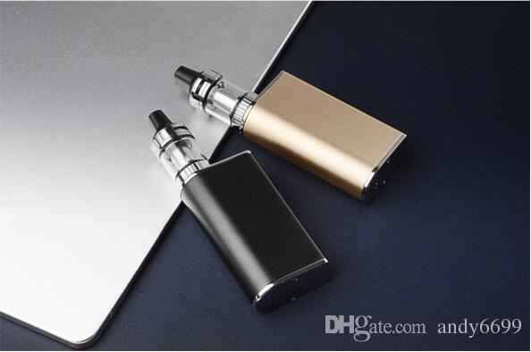 Fumo elettronico grande fumo gusto 50W del tipo di vapore fumo cisterne sigaretta elettronica fabbrica sigaretta elettronica wholesa
