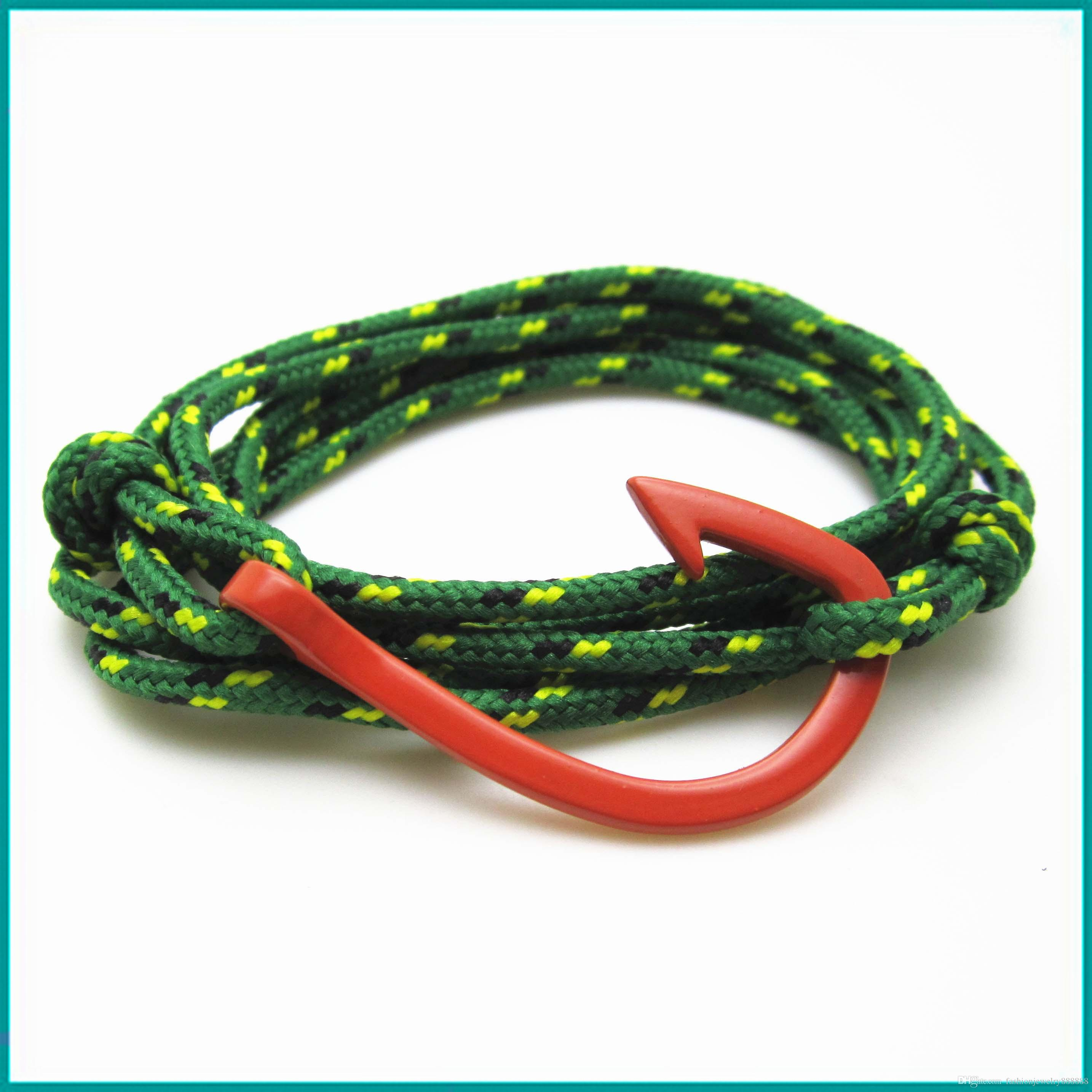 braided ordinary sailing cord paracord rope thecolorbars nautical bracelet