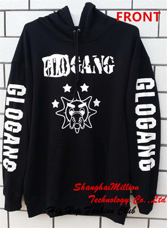 Wholesale 3 Side Glo Gang GBE Glory Boyz Chief Keef Pull Over Hoodie S 3XL  Unisex Sweatshirt New UK 2019 From Michalle 30aae62e3904