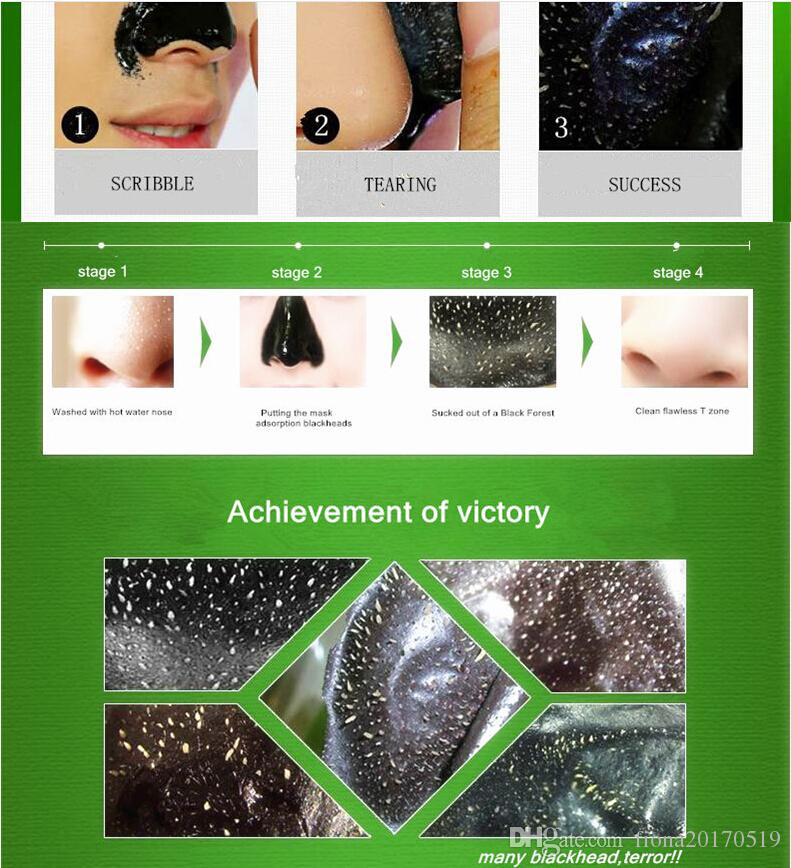 PILATEN Black Mask Deep Cleansing Blackhead Remover Acne Face Mask Purifing Shrink Pores Skin Care