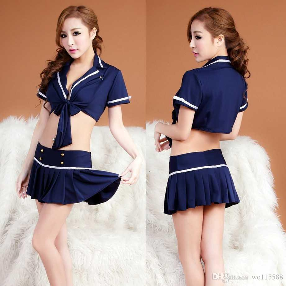 new sexy lingerie professional suit sexy lingerie extreme temptation sm show miniskirt female police student uniforms nightclu