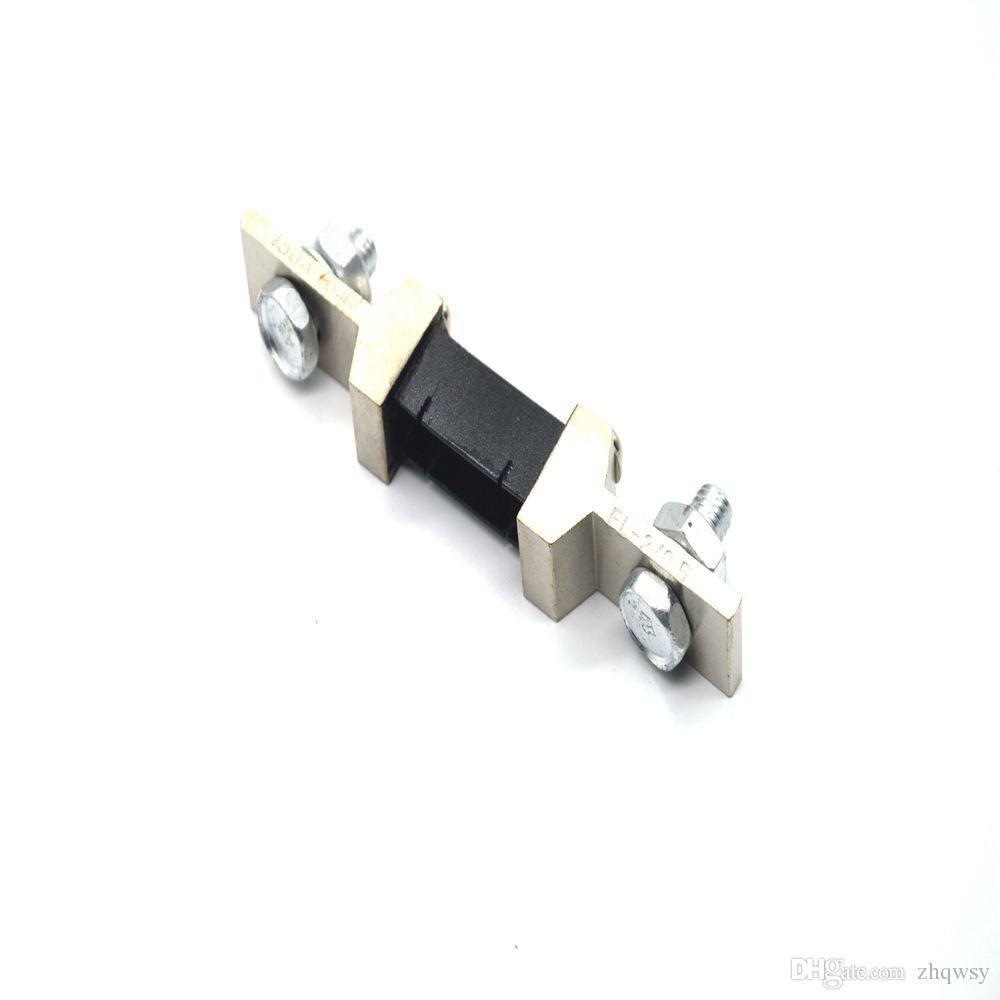 150A75MVDC shunt Ampere Parallel Resistor Amp Panel Meter Ammeter Shunt Current Tester Digital Ampere Panel Meter Current Shunt Resistor