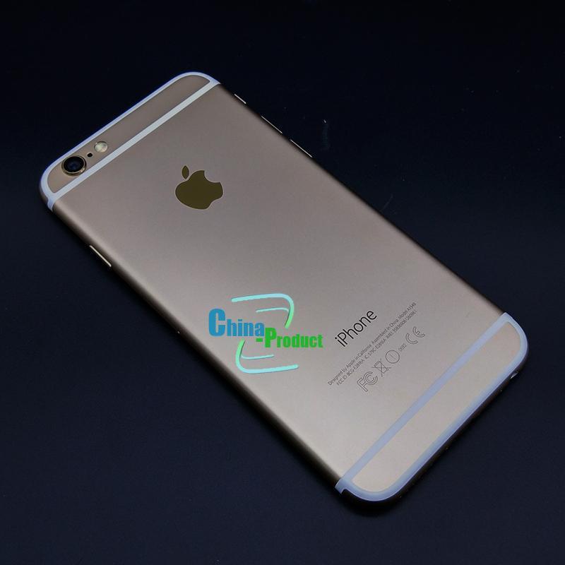 Ursprüngliches erneuertes Apple iPhone 6/6 PLUS iPhone 6 IOS 10 1GB RAM 16G 64G 128G ROM G / M WCDMA LTE setzte Handy Sealed Kasten frei