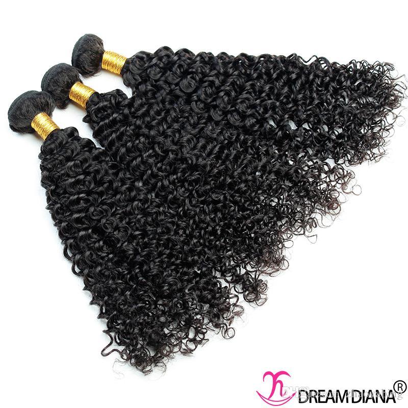 Cheap Bundles Peruvian Virgin Hair Kinky Curly Weave Human Hair