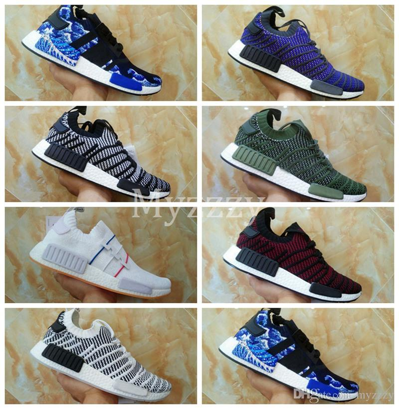 on sale adidas NMD XR1 Blue Striped Primeknit sapu.org.uy