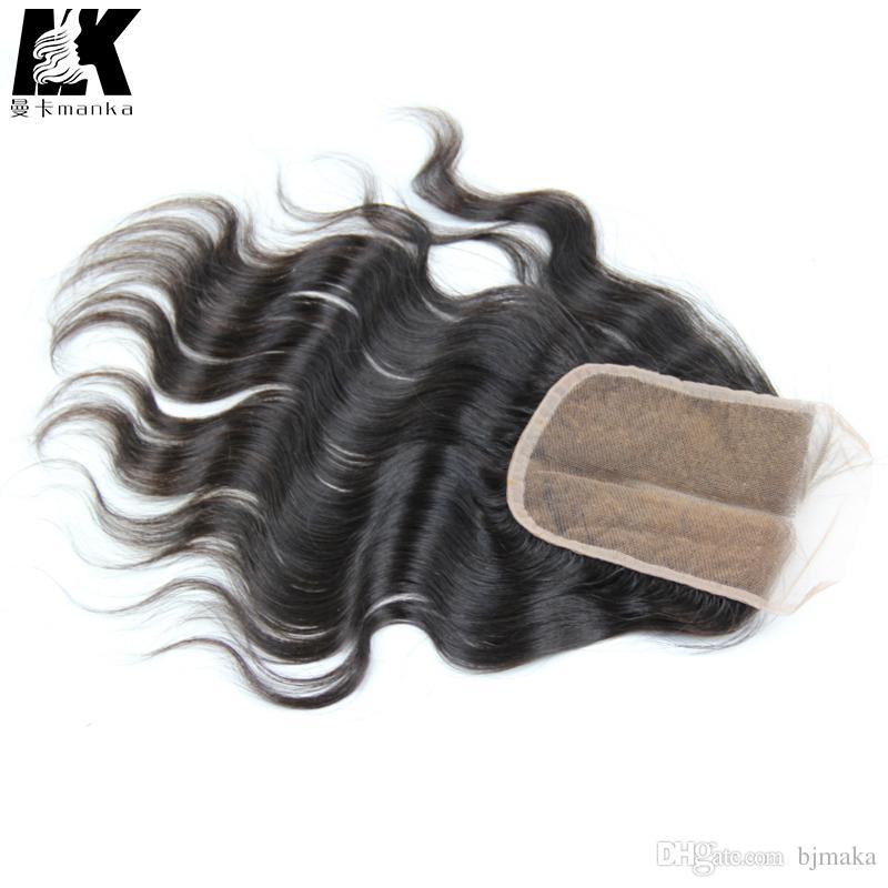 8a бразильское массовое волна кружева закрытие девственницы человеческие волосы замыкание 3 части свободная часть средней части бразильского тела закрытие волны