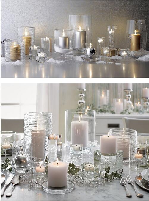 Boule de verre Épaississement Chandelier à coupe-vent d'épaississement à l'intérieur de la décoration de Crystal Verre Chandelier Mariage romantique européen pour Bouddha