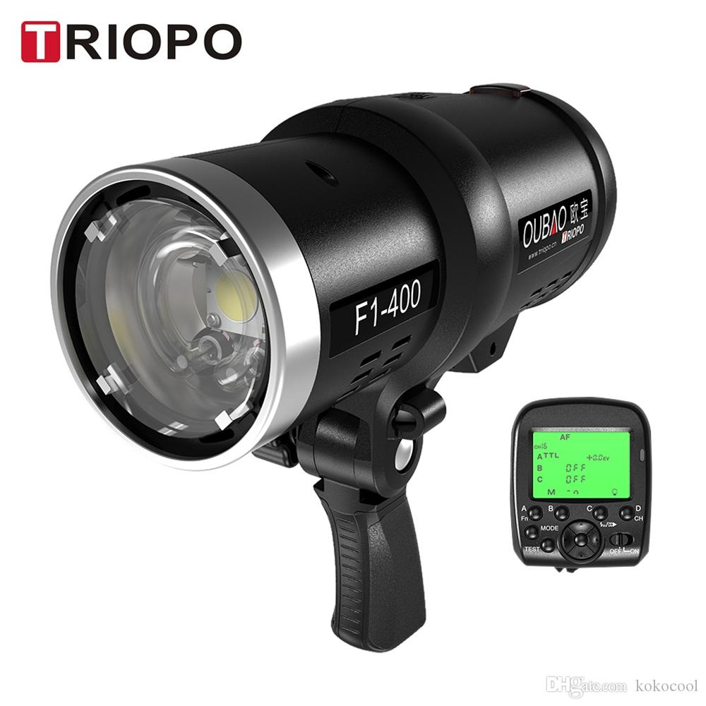 Outdoor Strobe Lights 2018 triopo oubao f1 400 400w 18000s high speed sync outdoor flash 2018 triopo oubao f1 400 400w 18000s high speed sync outdoor flash strobe light 5600k for canon nikon cameras d4348x from kokocool 36141 dhgate workwithnaturefo