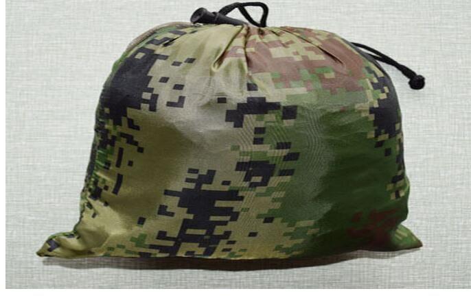 Portable Parachute Tissu double personne tente Camping Hamacs Hanging lit avec moustiquaire air Hamac pour Camping Randonnée