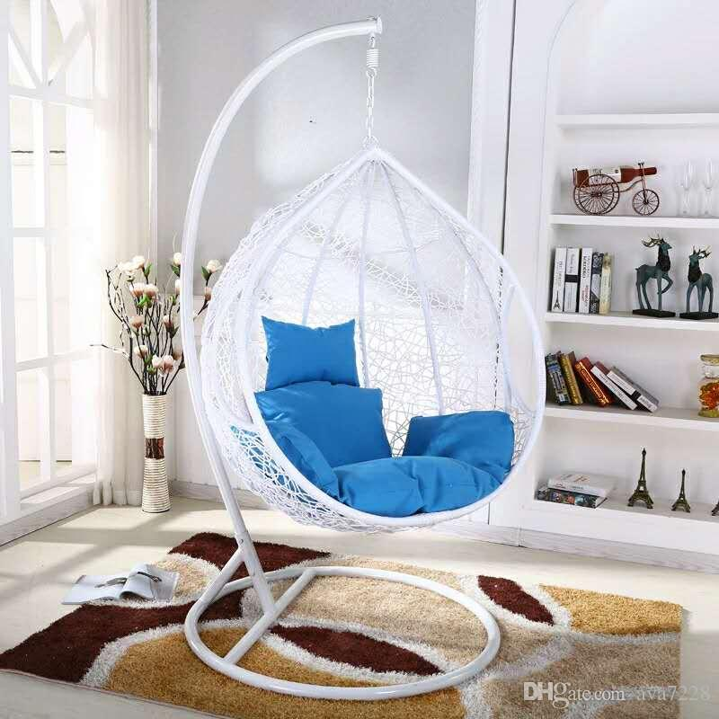 2018 Fashionu0026Decor Outdoor Balcony Hanging Chair Swing Hammock The Birdu0027S  Nest Cradle Chair From Ava7228, $98.5 | Dhgate.Com