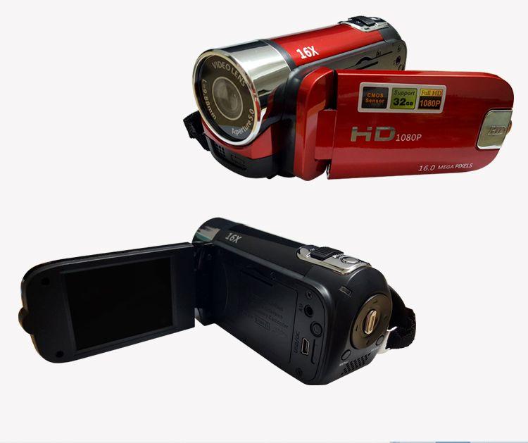 كاميرا فيديو جديدة CMOS 16MP 2.7