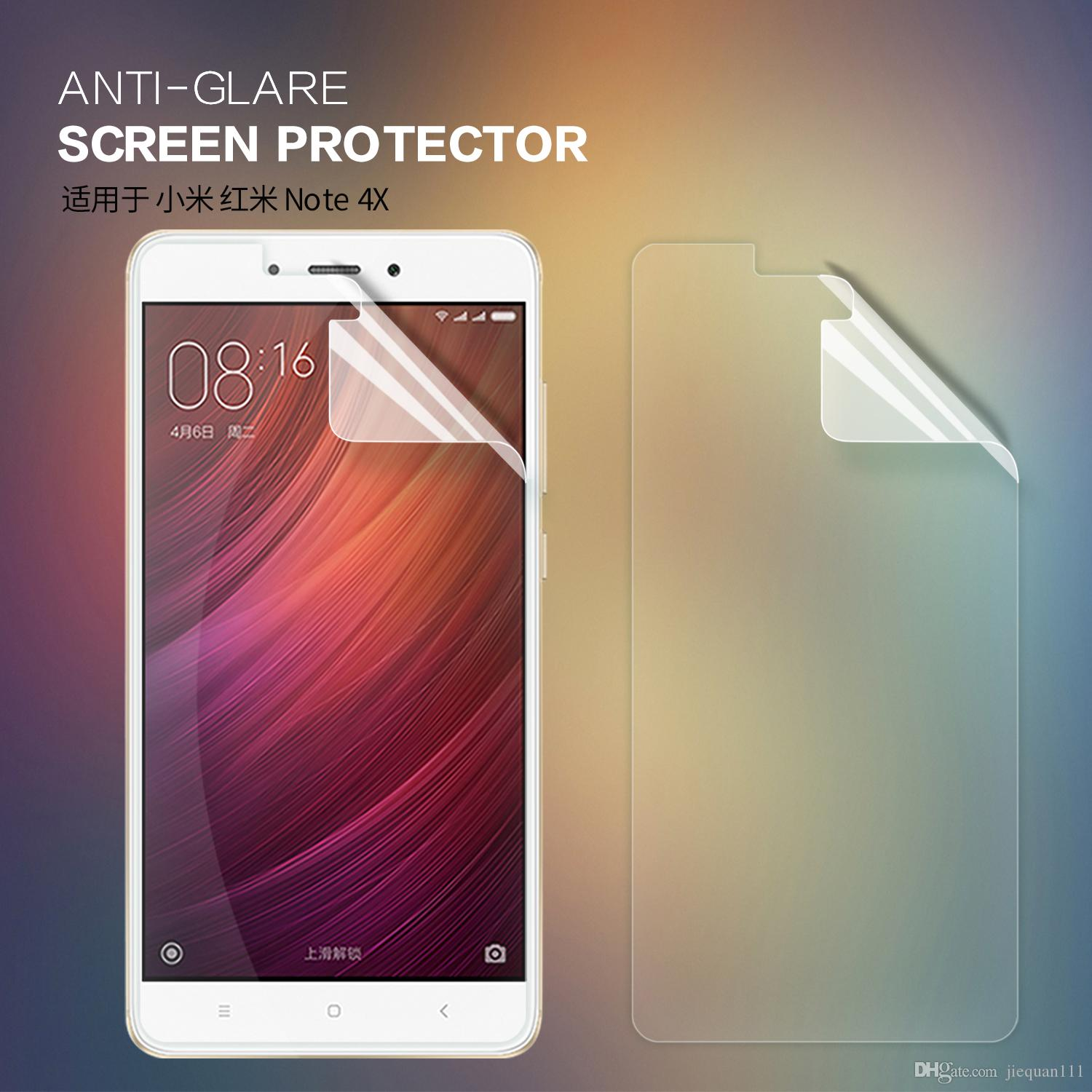 Xiaomi redmi note 4x screen protector nillkin anti glare matte xiaomi redmi note 4x screen protector nillkin anti glare matte protective film with retailed package cheap screen protector film screen protector from stopboris Images