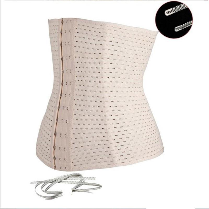 Wholesale Waist trainer shapers waist trainer corset Slimming Belt Shaper body shaper slimming modeling strap Belt Slimming Corset