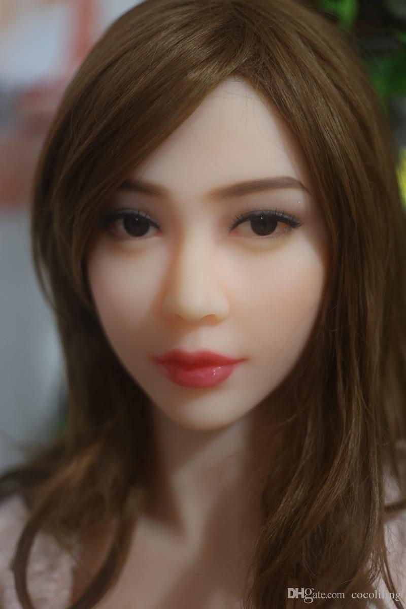 Silicone doll anal