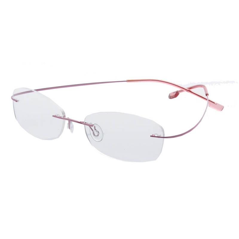 2018 Wholesale Fashion Glasses Frame Women Stainless Steel ...