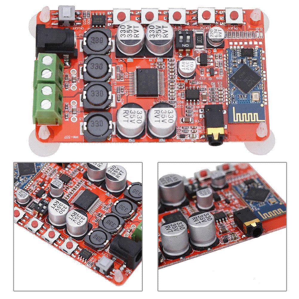 Tda7492p 50w Digital Amplifier Board Csp8635 Bluetooth 40 Chip Audio Circuit Buy Bt Receiver Module Parts Wholesale