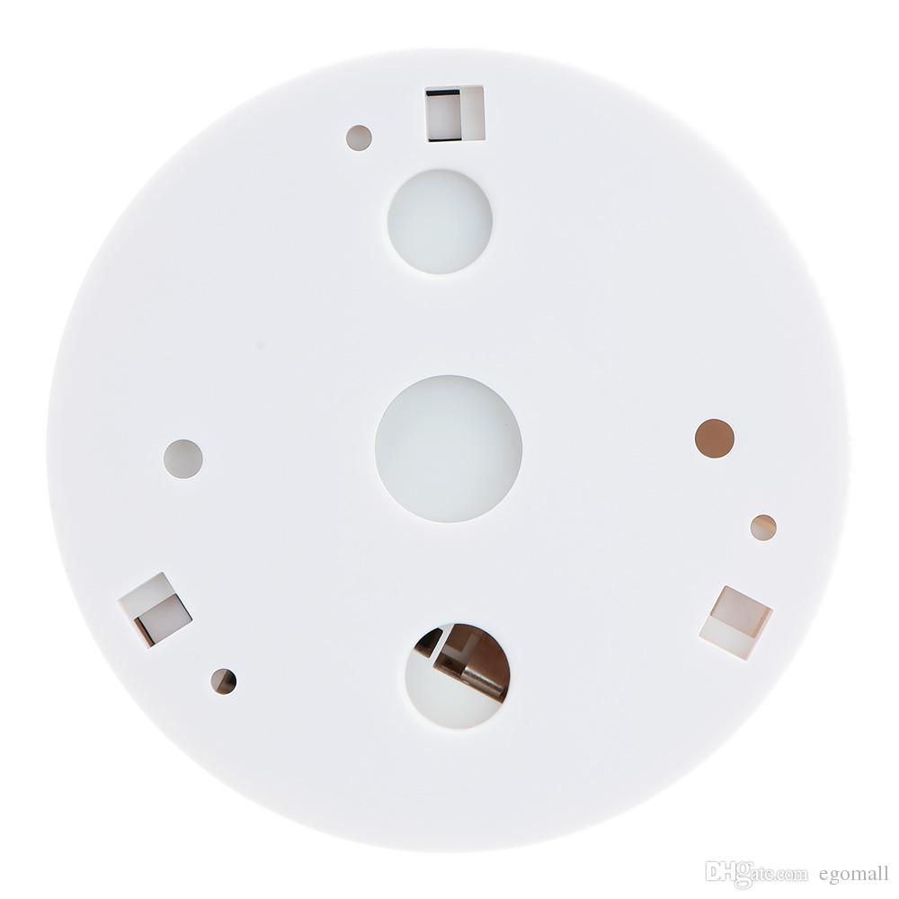 Alarma de monóxido de carbono y humo de combustión mixta estable Detector de humo de CO altamente sensible para seguridad doméstica