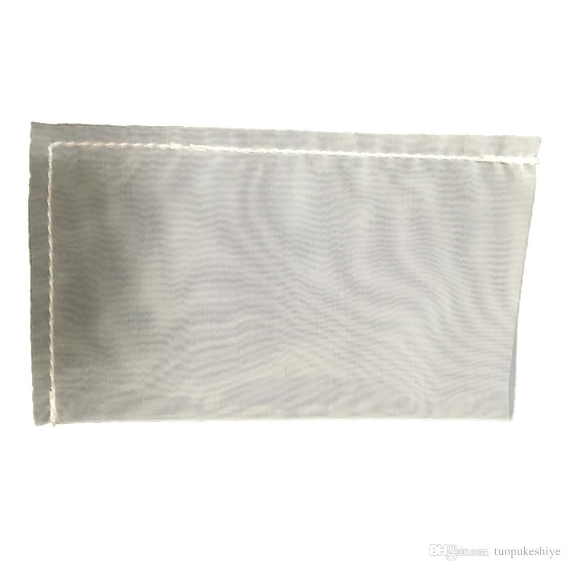 Sacchetti presse di grado alimentare di grado medicale 100 micron sacchetti di colofonia di nylon da 100 micron 2.6x4.3in filtro da 100u