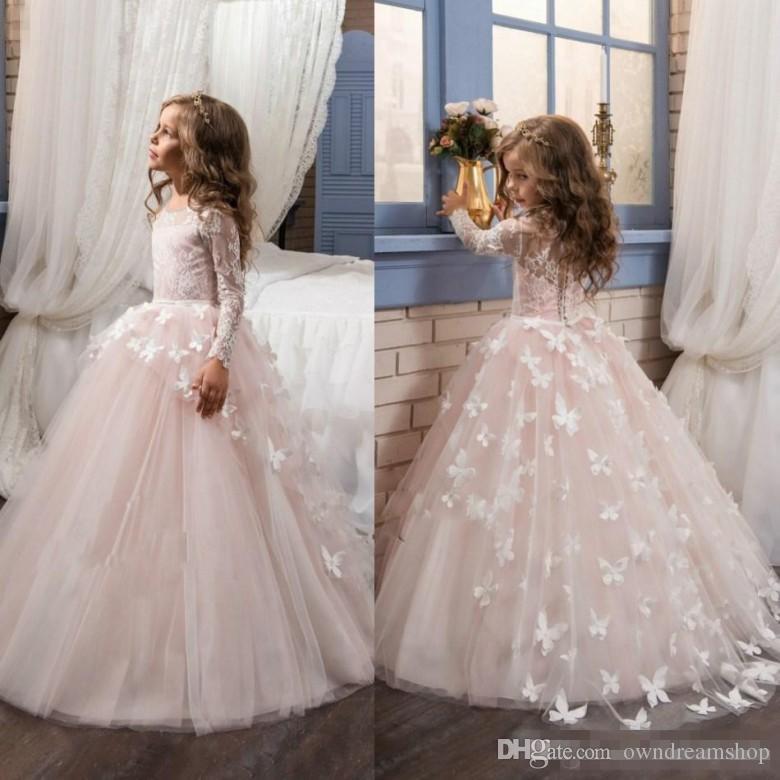 24d02e2b1eed3c Cheap Off Shoulder Lace Flower Girl Dress Discount Short Purple Flower Girl  Dress