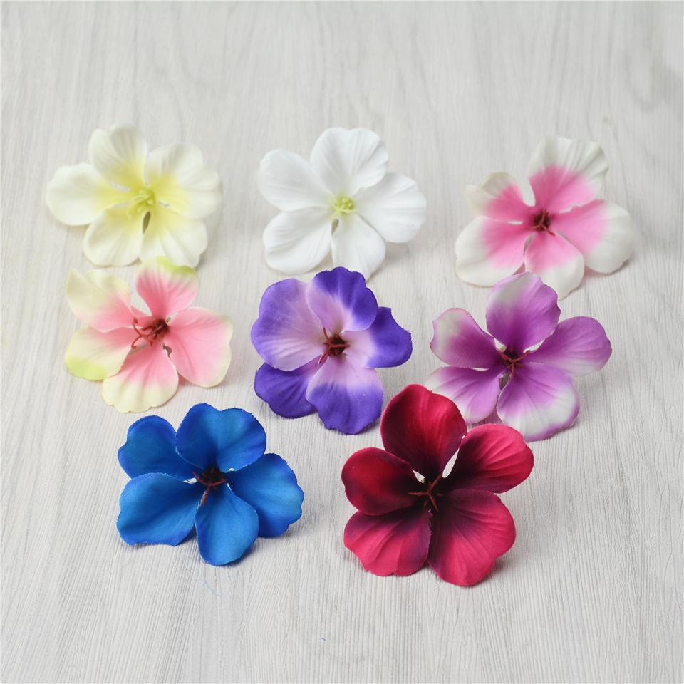 2018 Wholesale Spring Silk Gradient Orchid Artificial Flower For