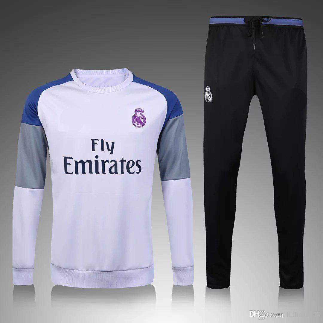 Survetement Real Madrid nouvelle