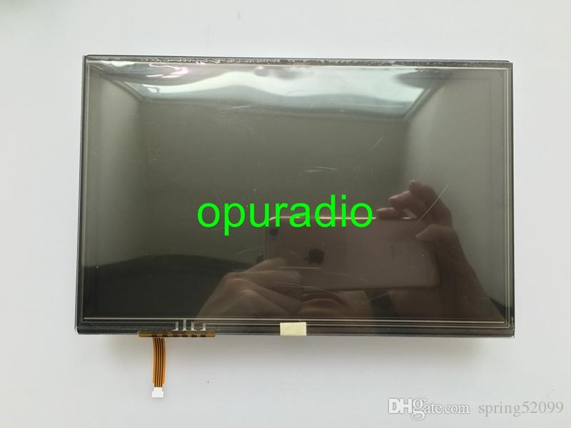 """Free post Shapp LQ070Y5DG01 7"""" LCD display with touch screen monitor for Landrover Discover 3 car DVD navigation audio radio sound systems"""