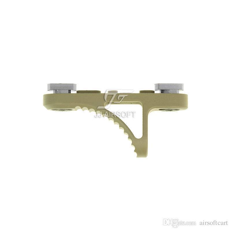 ACI B5 Возьмитесь Stop Hand Stop handstop MLOK / MLOK, K Модель Short черный / красный / Tan / Silver Легкий вес