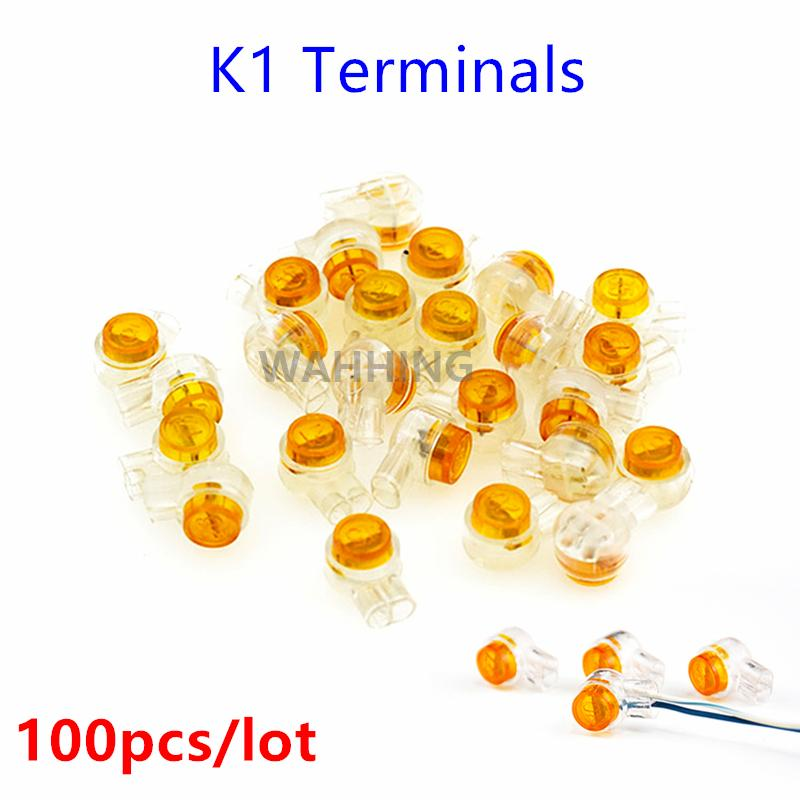 Surprising Wholesale K1 Terminal Cable Connection Wire Terminals Quick Fit Wiring Cloud Tziciuggs Outletorg