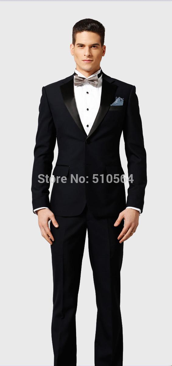 Wholesale- Custom Made New Arrival Tuxedos Wedding Bridegroom ...