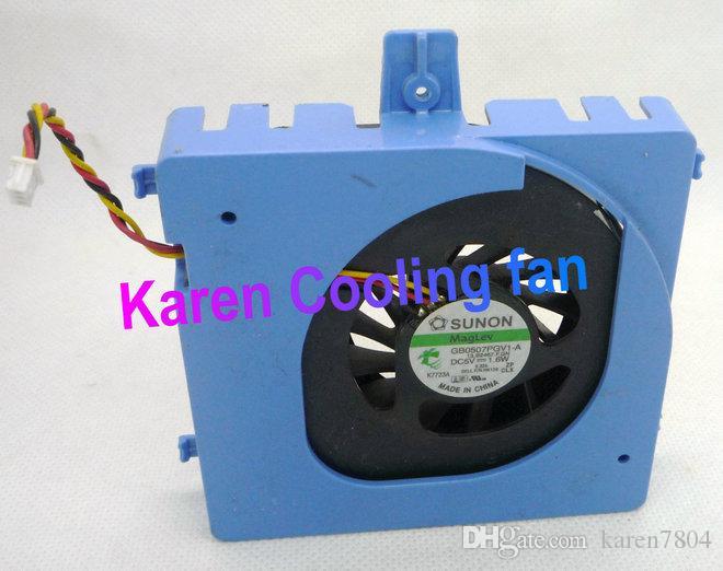 Oryginalny Sunon GB0507PGGV1-A 5V 1.6W 3 Linie chłodzący wentylator