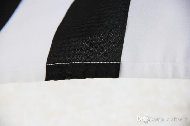 Europeu Americano Listras Brancas Brancas Coroa Cortinas de Chuveiro de Moda Pendurado Cortina Do Banheiro À Prova D 'Água Cortina de Chuveiro Do Banho de Poliéster