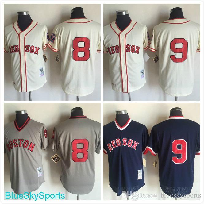 premium selection 1fe44 9dc98 coupon for boston red sox 8 carl yastrzemski white pullover ...