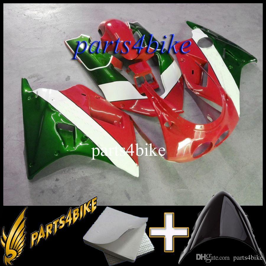 ABS Fairing for Kawasaki ZXR250 90 92 ZX R250 1990-1993 90 91 92 green blue black Motorcycle Body Kit