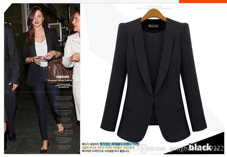 Woman Business Suit Coat Women S Suits Blazers Blazers Women S