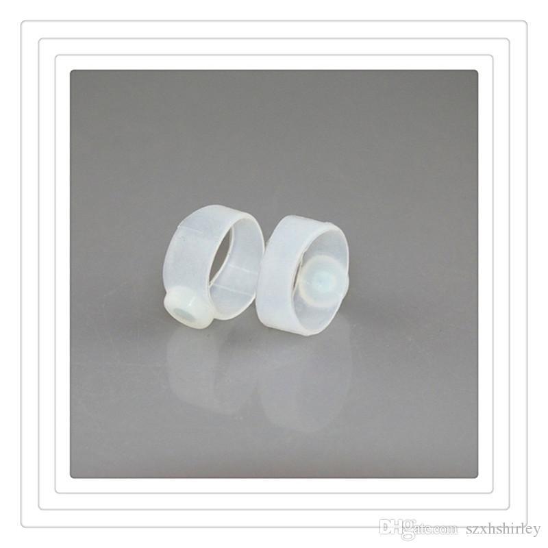 Pies de cuidado anillos masaje fácil que adelgaza el pie de silicona magnética anillo del dedo gordo quema de grasa para perder peso cuerpo esculpir productos para adelgazar libre de DHL