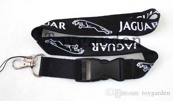 Novo Jaguar Mobile Phone câmera MP3 / 4 Colar Correia Lanyards ID Card Holder A116