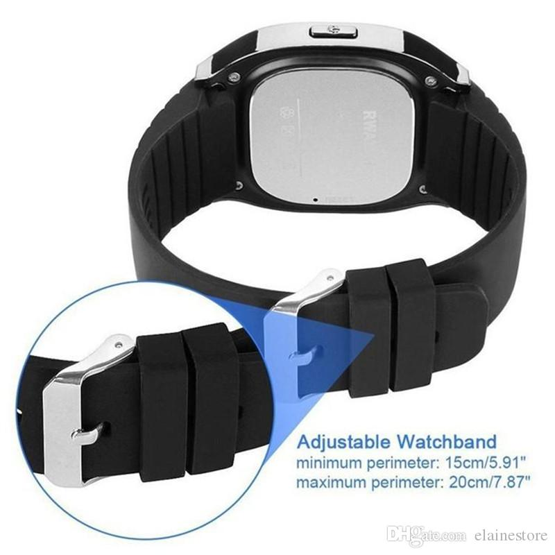 M26 Bluetooth Smart Watch With LED Alitmeter Music Player Pedometer Sport Bluetooth Smartwatch For I phone Andriod Smart Phone With Box