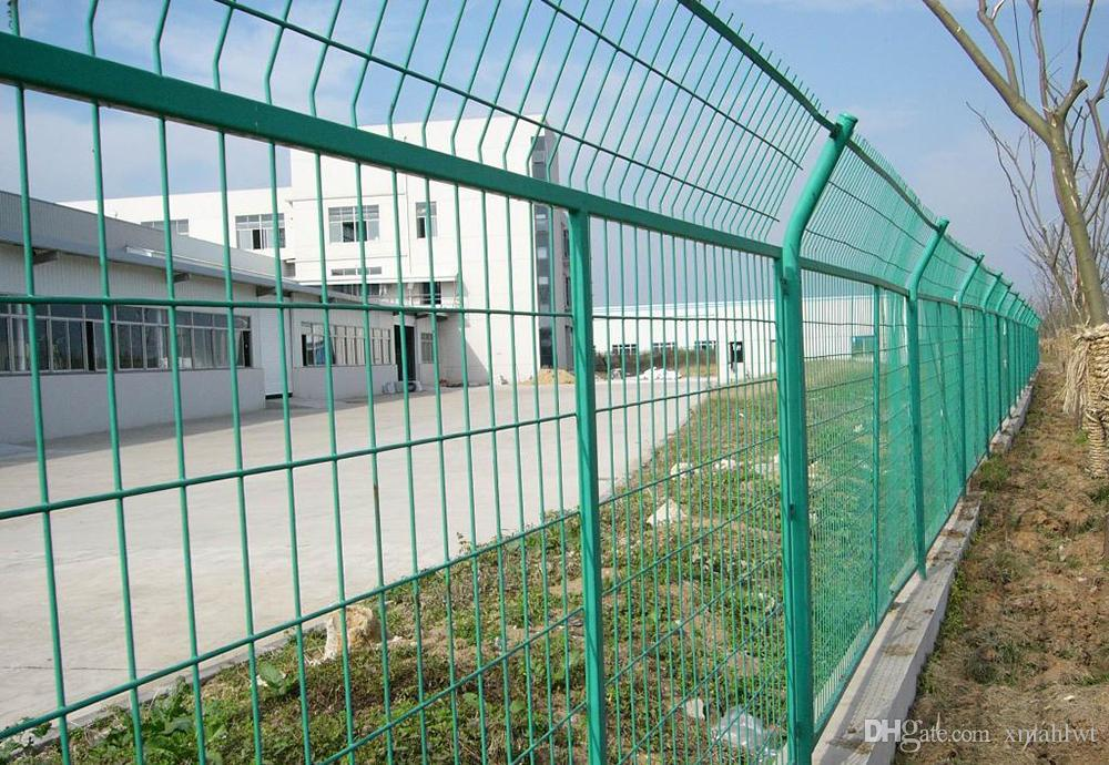 2018 Manufacture Welded Wire Fence Panels High Quality Fence Panels ...