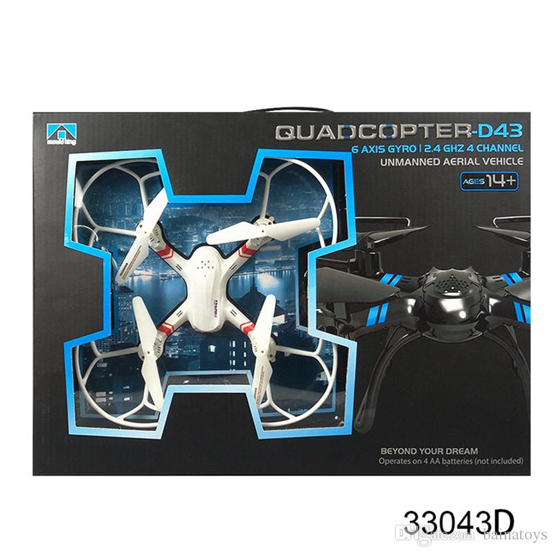 New Cool 2017 Design Drone Mini Rc Without Camera For Sale 33043 Radio Control Toy Helicopter Plastic Black And White Video Drones