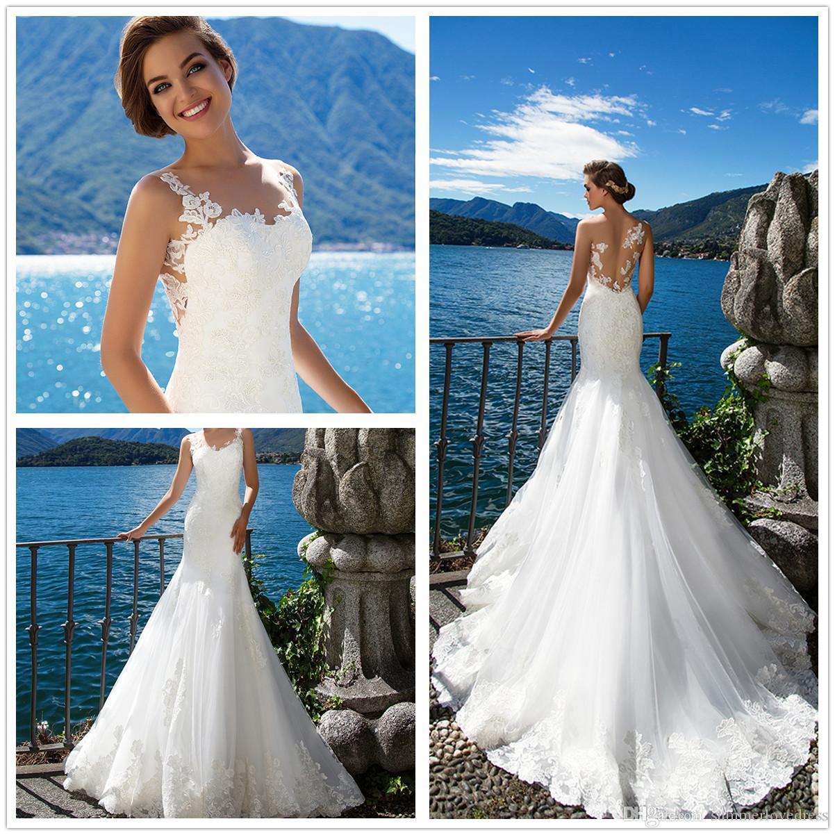 Modern Vestidos De Novia Nuevos Ideas - All Wedding Dresses ...
