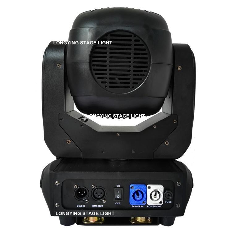 / el más nuevo de alta calidad Super Beam 6x25w Moving Head Light Professional para DJ Disco Efecto de escenario